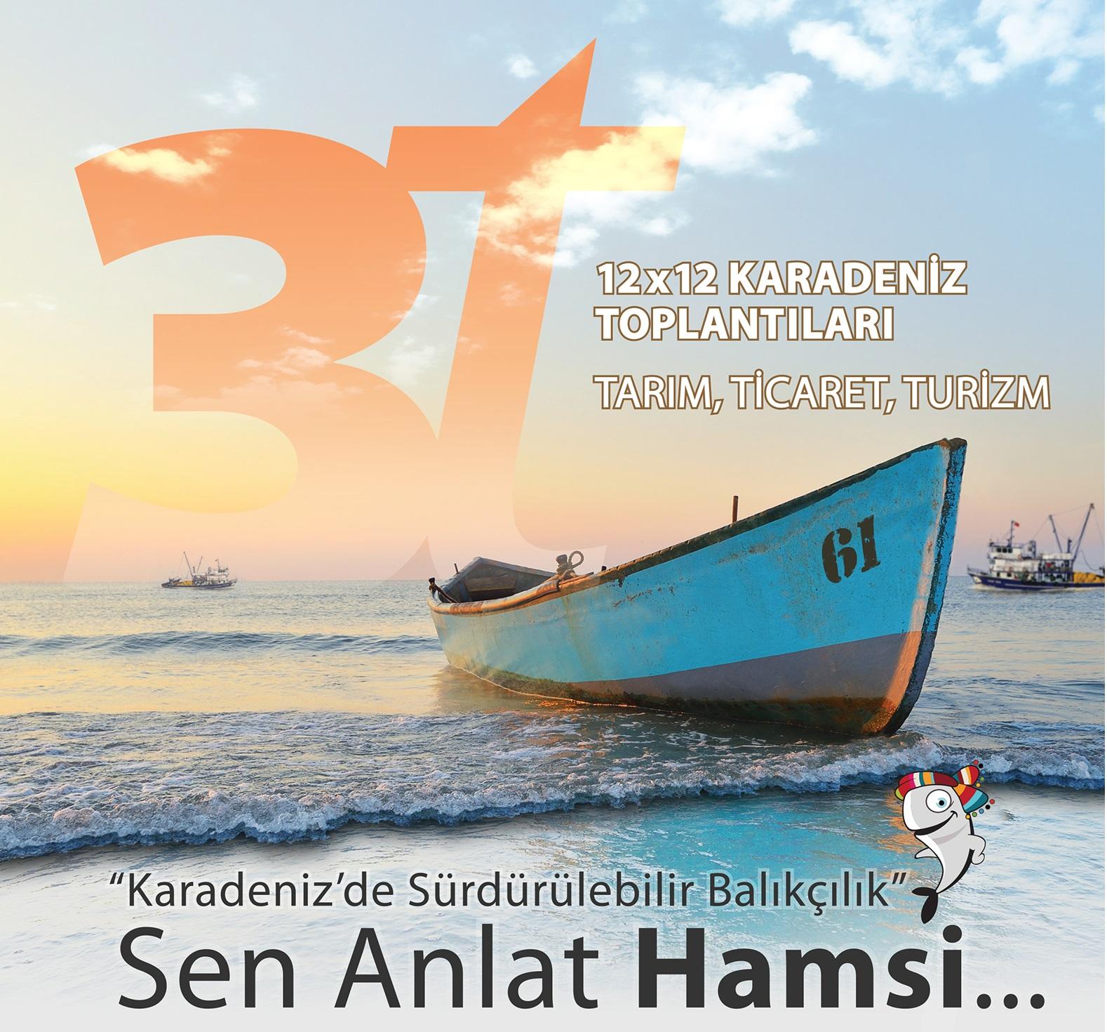 Karadeniz'de Sürdürülebilir Balıkçılık