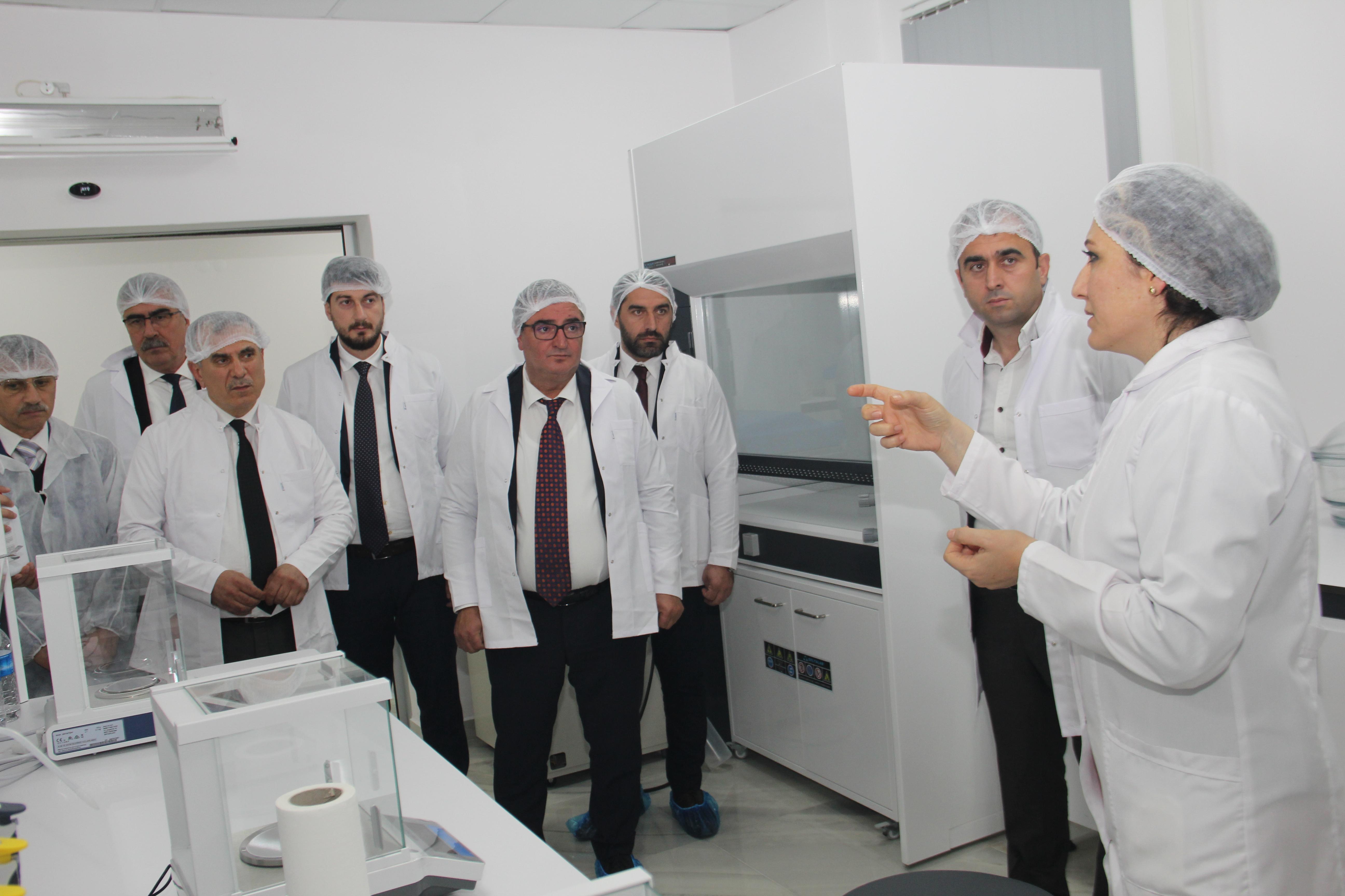 Doku Kültürü Laboratuvarı fidan ihtiyacını karşılayacak