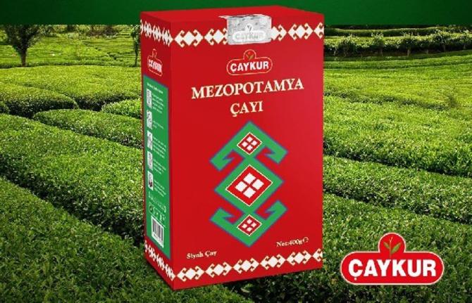 ÇAYKUR'dan Mezopotamya Çayı
