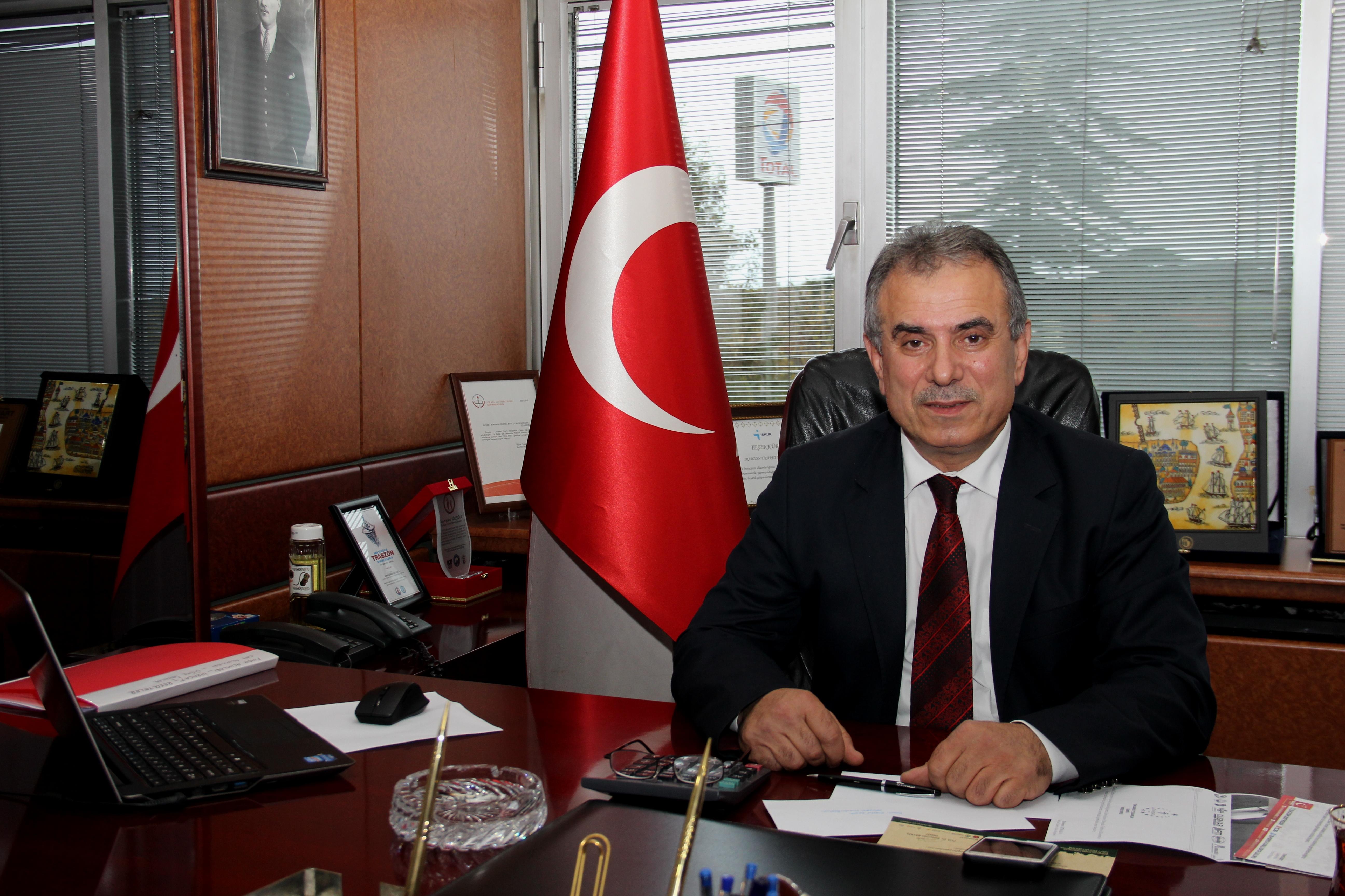 Başkan Ergan'dan Ramazan Bayramı Mesajı