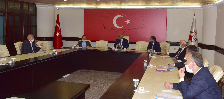 Trabzon DTM Toplantısı Yapıldı