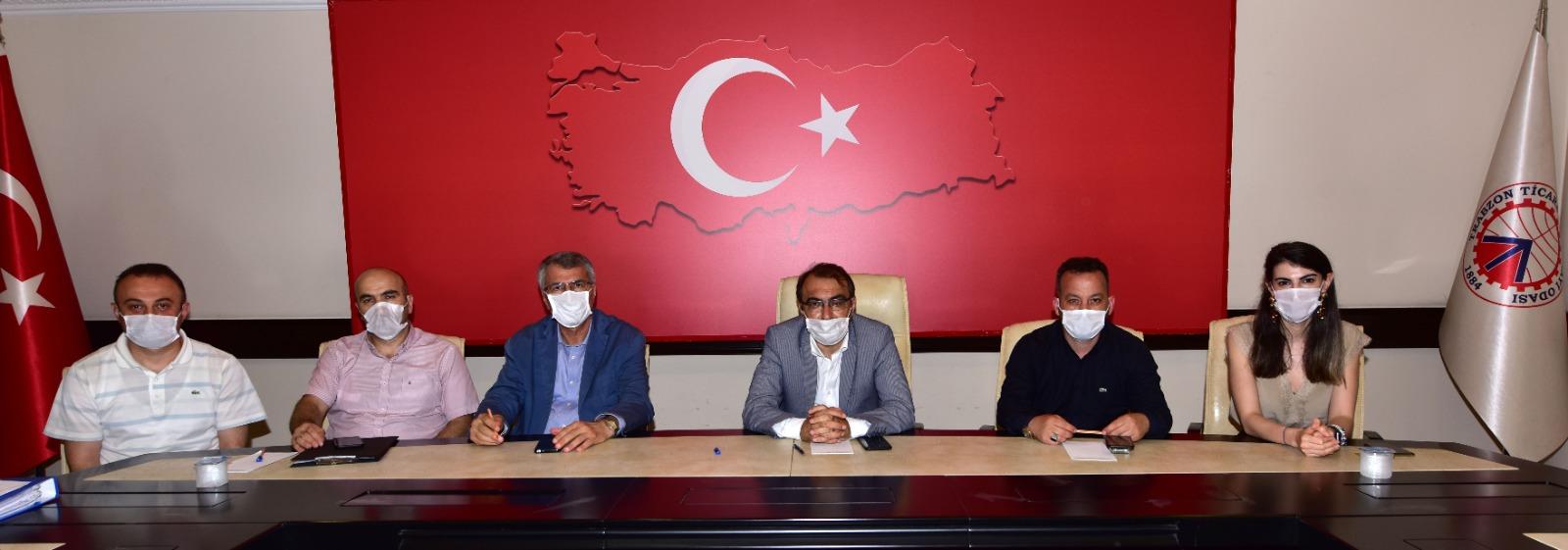 MEGIP İl Çalışma Grubu Aylık Toplantısı Yapıldı