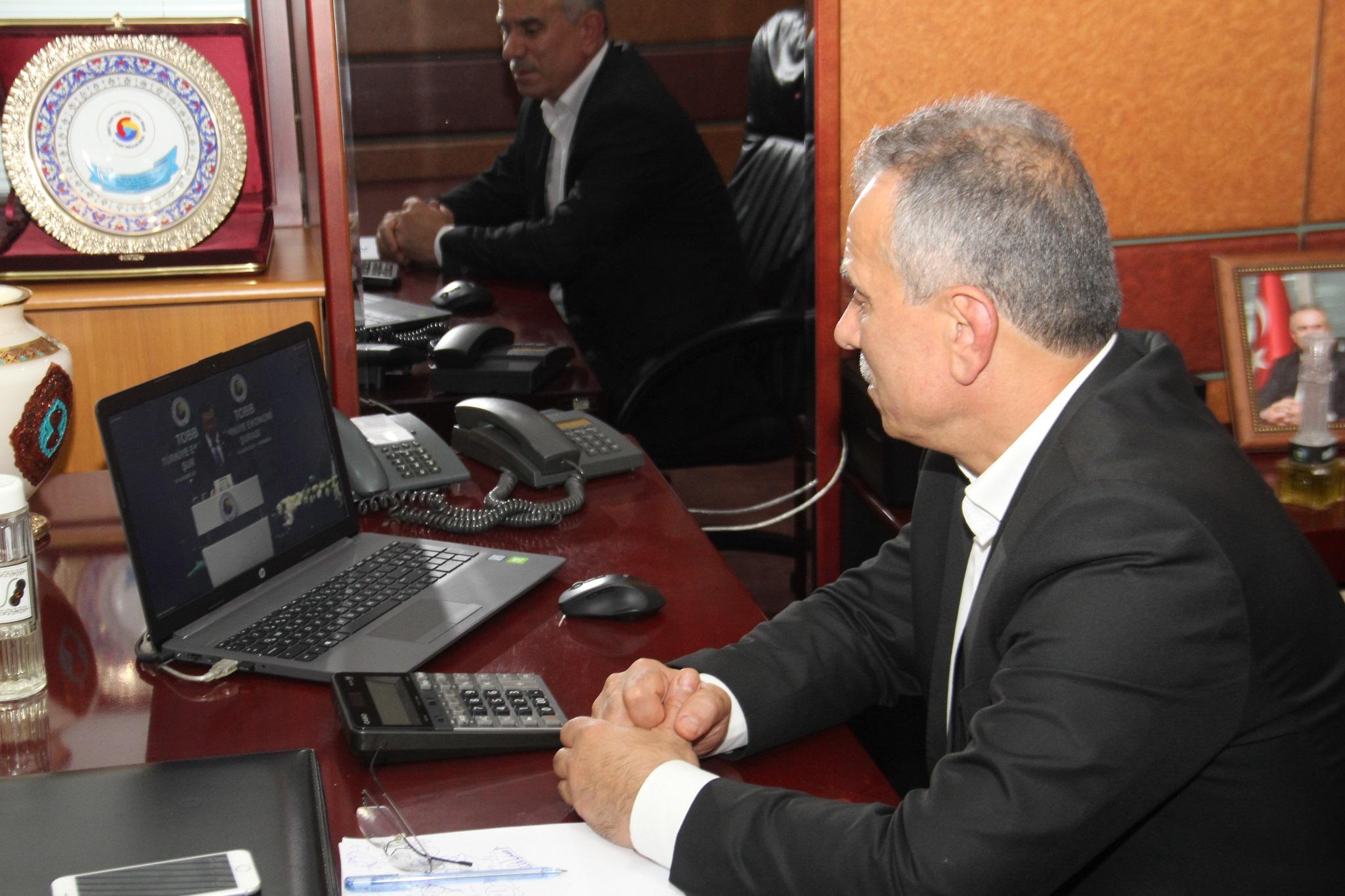 TOBB Türkiye Ekonomi Şurası yapıldı