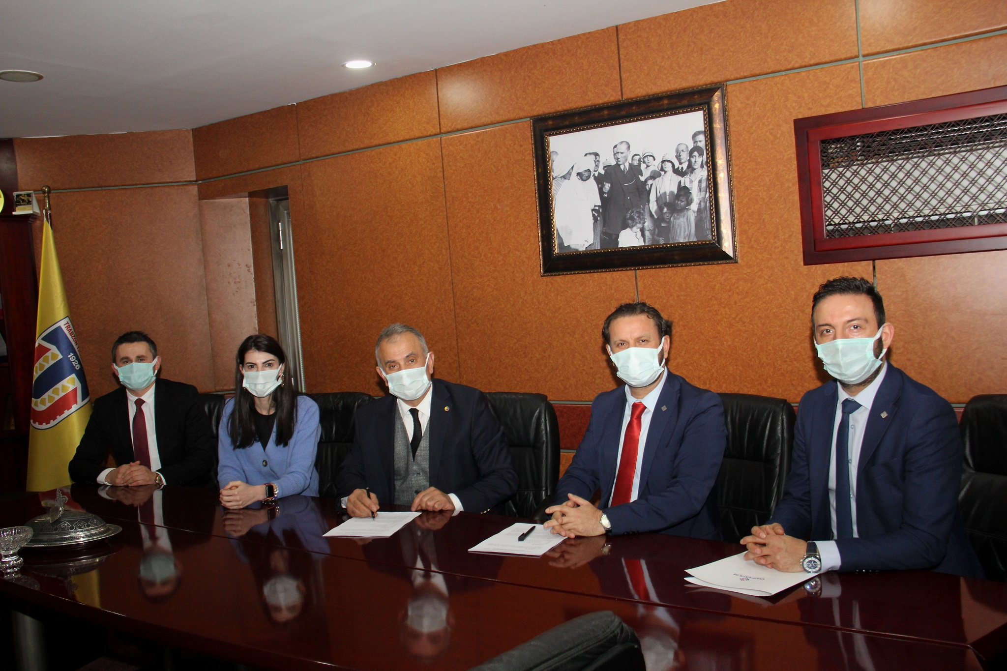 TTB ile Vakıf Katılım Bankası arasında protokol imzalandı