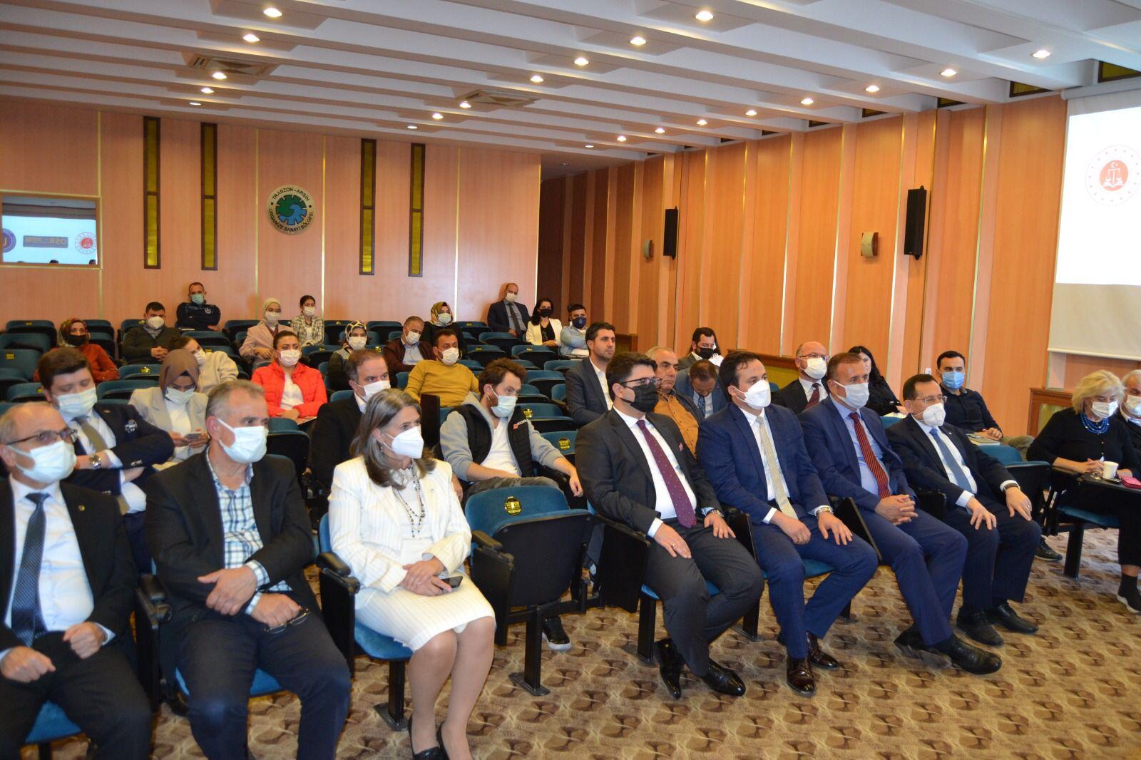 Trabzon Arsin OSB'de Arabuluculuk Paneli düzenlendi